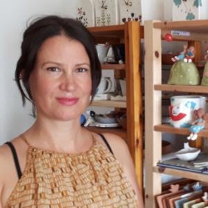 Janja Sestan Diklic, Artist from Rijeka