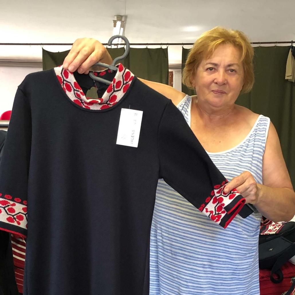 Marija Subotic, Valens Fashion Knitwear
