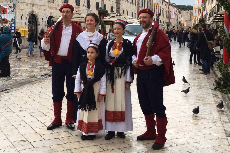 Feast of St. Blaise, Dubrovnik, Dalmacija