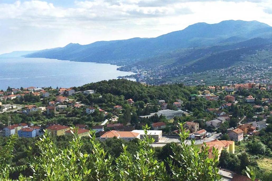 Istria-Kvarner region
