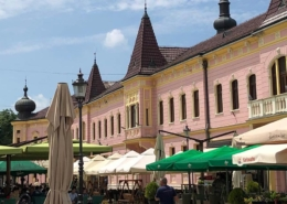 Downtown Vinkovci, Slavonija