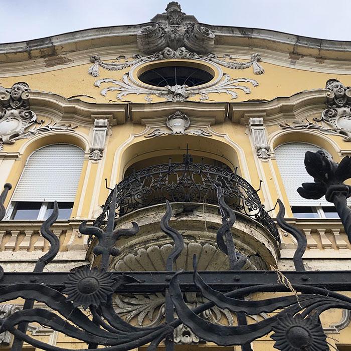 Europska avenija Secessionist architecture