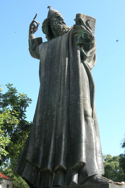 Grgur of Nin, Meštrović